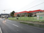Service station Princes Highway Kogarah, prime development site.