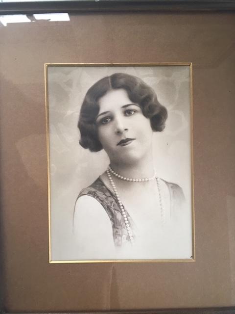 Tanya Evans family photograph