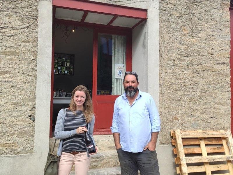Mijn bezoek aan Domaine Senat - wijnhuis Minervois