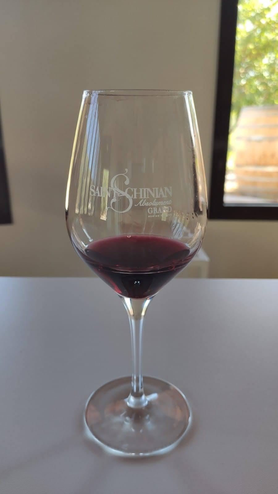 Wijnglas Mas Champart
