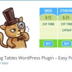 WordPres site में Pricing Table कैसे जोड़ें
