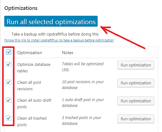 How to Optimize WordPress Database To Get Better Performance