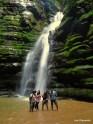 Cachoeira Buraco do Padre PR
