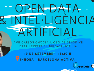 open data i inteligencia artificial