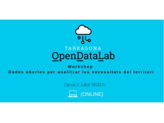 Workshop Open Data Lab tarragona ONLINE