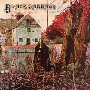 Capa de CD do Black Sabbath
