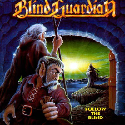 Follow the Blind - Blind Guardian -Iniciativa Nerd: O heavy metal e o RPG