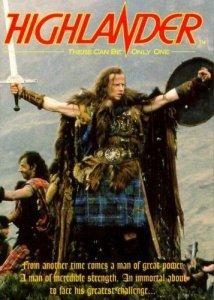 Highlander, o filme. No Iniciativa Nerd