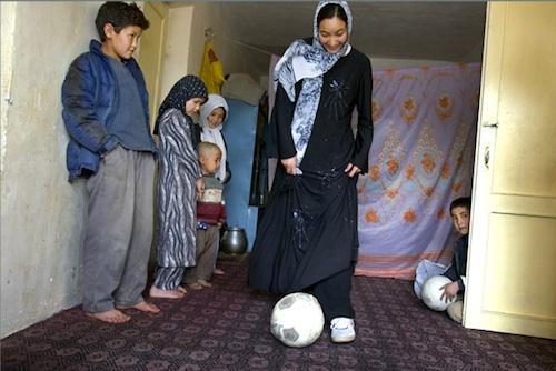 Afganistán ahora visto por Karijn Kakebeeke
