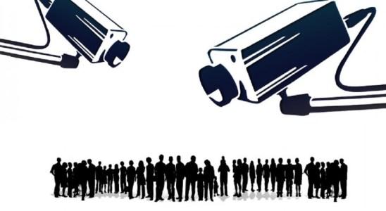 Ilustración de Geralt en Ctxt, vigilancia, televisores y Wikileaks