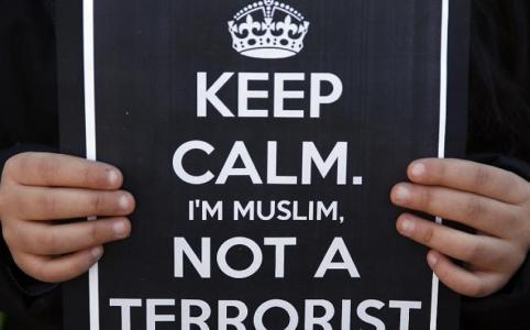 Soy musulmán, no terrorista