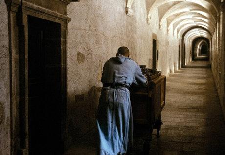 Imagen de la película El gran silencio