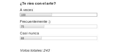Encuesta sobre el copyright en el arte