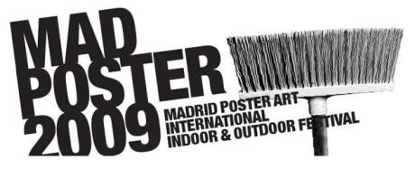 Logo del Madrid Poster Art 2009