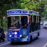 Jadwal dan ruta bus wisata uncal