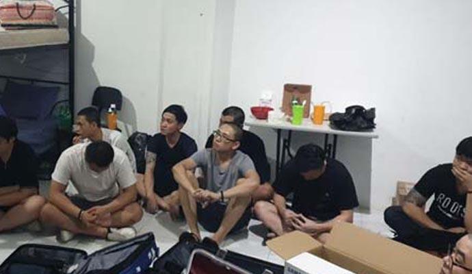 48 Warga Taiwan Dan China Sindikat Jaringan Penipuan Online