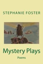 Virtual cover for poetry collection Mystery Plays