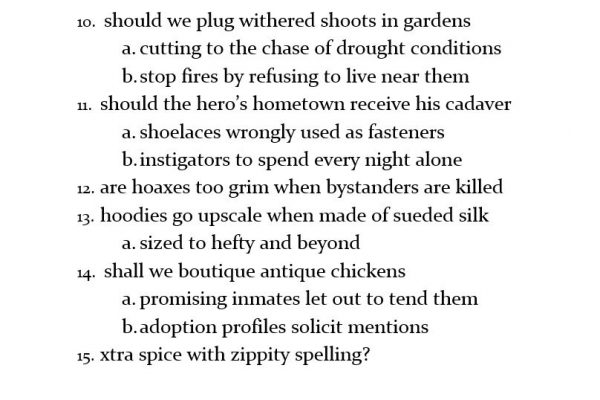 Text image of poetry