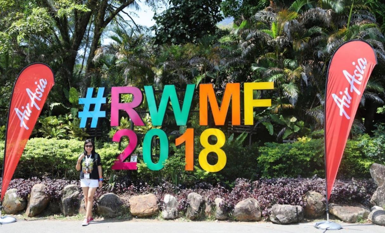jatuh cinta pada rainforest world music festival
