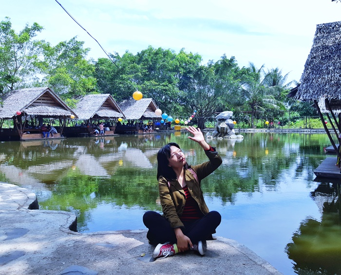 singgah 1 jam di jungkat resort