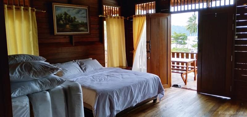 paket wisata temajo bay resort