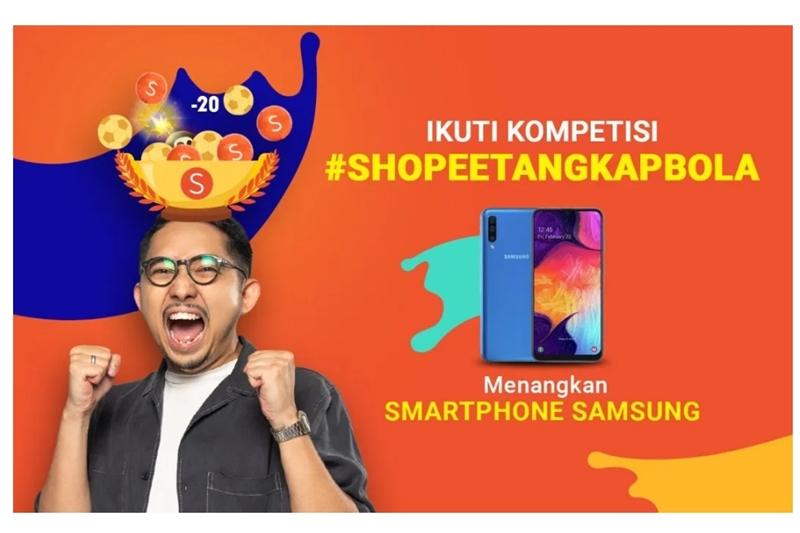 #ShopeeTangkapBola