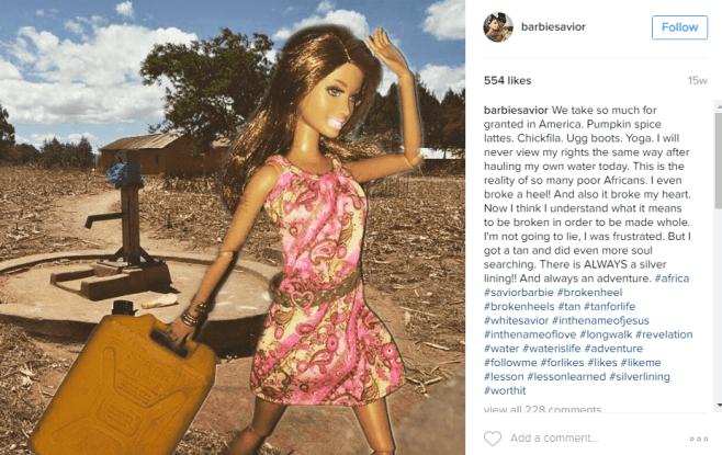Barbie savior screenshot