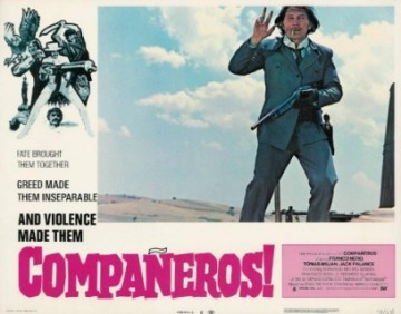 Jack Palance Companeros