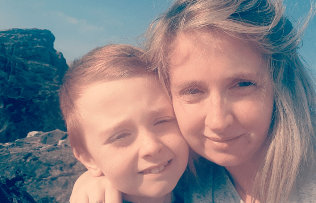 Alison Doherty's son Ryan was diagnosed with dyspraxia by a neurologist at Temple Street Children's Hospital in Dublin at the age of six.