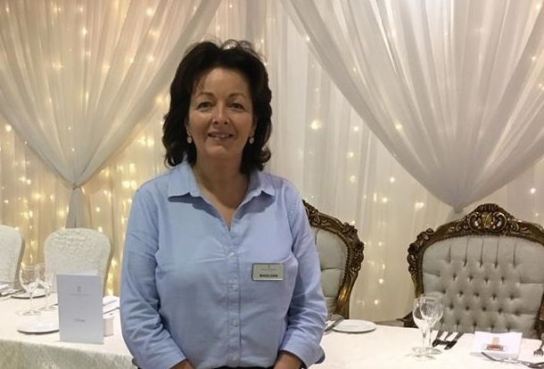 Madeleine McLaughlin, Wedding Co-ordinator with Ballyliffin Lodge Hotel.