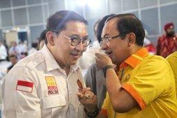 Fadli Zon dan Priyo Budi Santoso