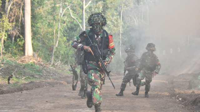 Latancab TNI AD Kartika Yudha 2019