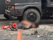 Pelaku bom bunuh diri