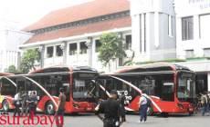 Permalink ke Pemkot Surabaya Tambah 10 Unit Suroboyo Bus, Bayar Tetap Pakai Botol Plastik