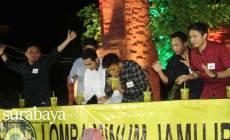 Permalink ke Inilah Keseruan Lomba Minum Jamu di Pasar Malem Tjap Toendjoengan, Peserta Juga Ditantang Berjoget