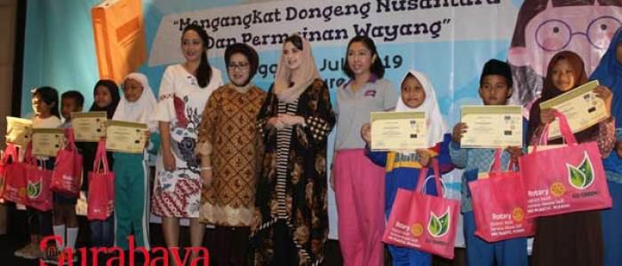 Hadiri Peringatan Hari Anak Nasional di Hotel Mercure, Arumi Emil Dardak Ingatkan Hal Ini Pada Orangtua