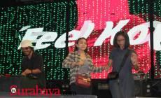 Permalink ke Akhiri Pesta Musik 'Soundrenaline', Feel Koplo Ajak Penonton Surabaya Joged
