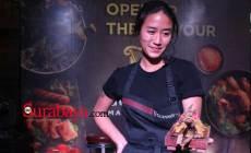 Permalink ke Padu Padankan Menu Tradisional Berbahan Rempah dengan Guinness, Chef Cantik Ini Pamerkan Ketrampilan Memasak Sate Kelopo