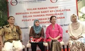 Permalink ke Hadirkan Pusat Informasi di Surabaya, KPJ Ingin Beri Kemudahan Pasien yang Ingin Berobat di Malaysia
