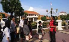 Permalink ke Tur 'Kampung Londo', SHT Eksplorasi Kawasan Eropa di Surabaya