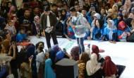 Permalink ke Sapa Penggemarnya di Surabaya, Jirayut Ungkapkan Perasaan Seperti Ini