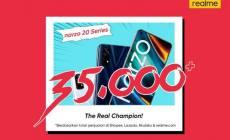 Permalink ke Catat Penjualan 35.000 Unit  narzo 20 Series di  Program 11.11 Salebration, realme Jadi No 1 Best Selling Smartphone