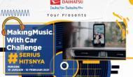 Permalink ke Music with Car Challenge, Daihatsu Tantang Sahabat Muda Bikin Instrumen dari Mobil