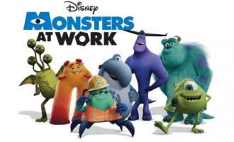 Permalink ke Serial Orisinal 'Monster at Work' Premier Eksklusif Mulai 7 Juli 2021 di Disney+ Hotstar, Saksikan Trailernya di Sini