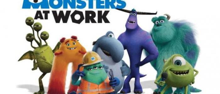 Serial Orisinal 'Monster at Work' Premier Eksklusif Mulai 7 Juli 2021 di Disney+ Hotstar, Saksikan Trailernya di Sini
