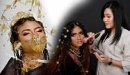 Permalink ke Tren Make Up 2021-2022, Smokey Gold Ubah Si Hitam Manis Jadi Glamour