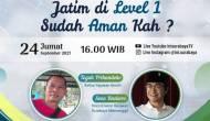 Permalink ke Sapa Sahabat #38: Ungkap Fakta Kondisi Level 1 di Surabaya hingga Bincang Asyik Bareng 2 Perempuan Cantik Bertato