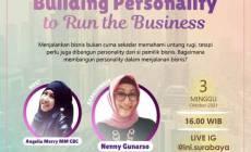 Permalink ke 'Beranda' #12: Ungkap 'Building Personality to Run the Business' Bersama Nenny Gunarso