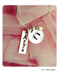 Hand-stamped Jewelry