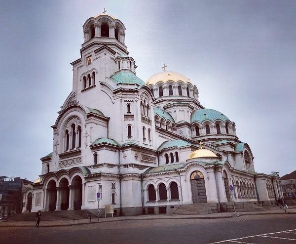 sofia-cahtedrale-alexander-nevski